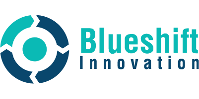 Blueshift Innovation logo