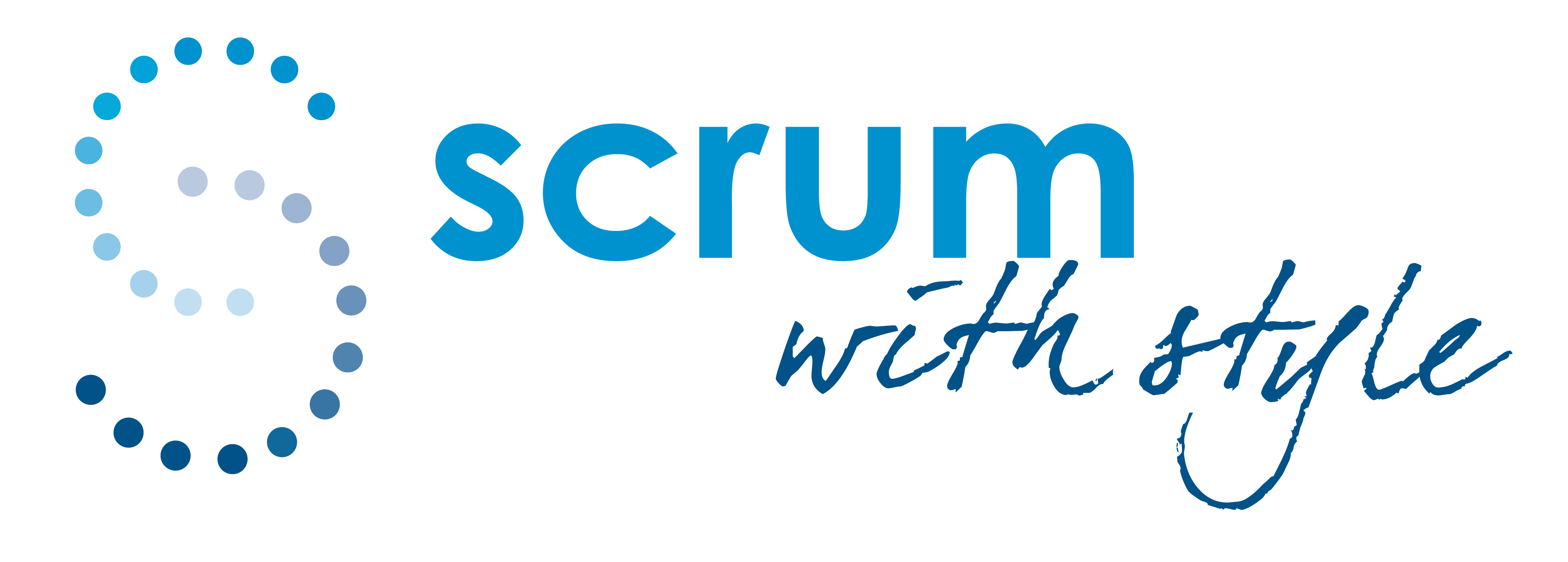 Scrum with Style logo